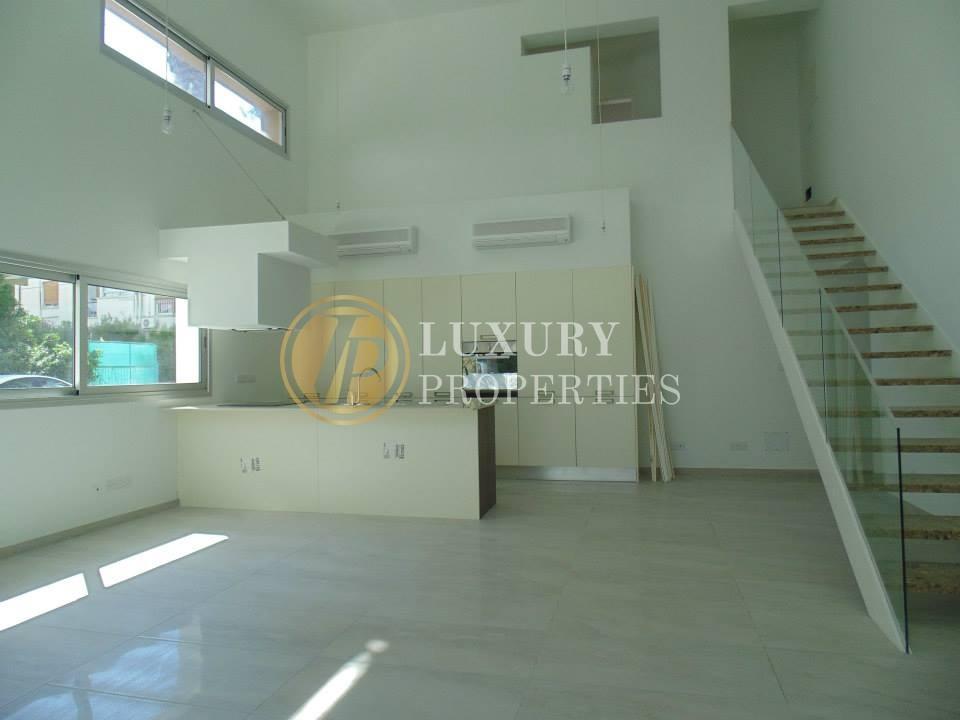Modern 2 Bedroom Maisonette in Nicosia Center