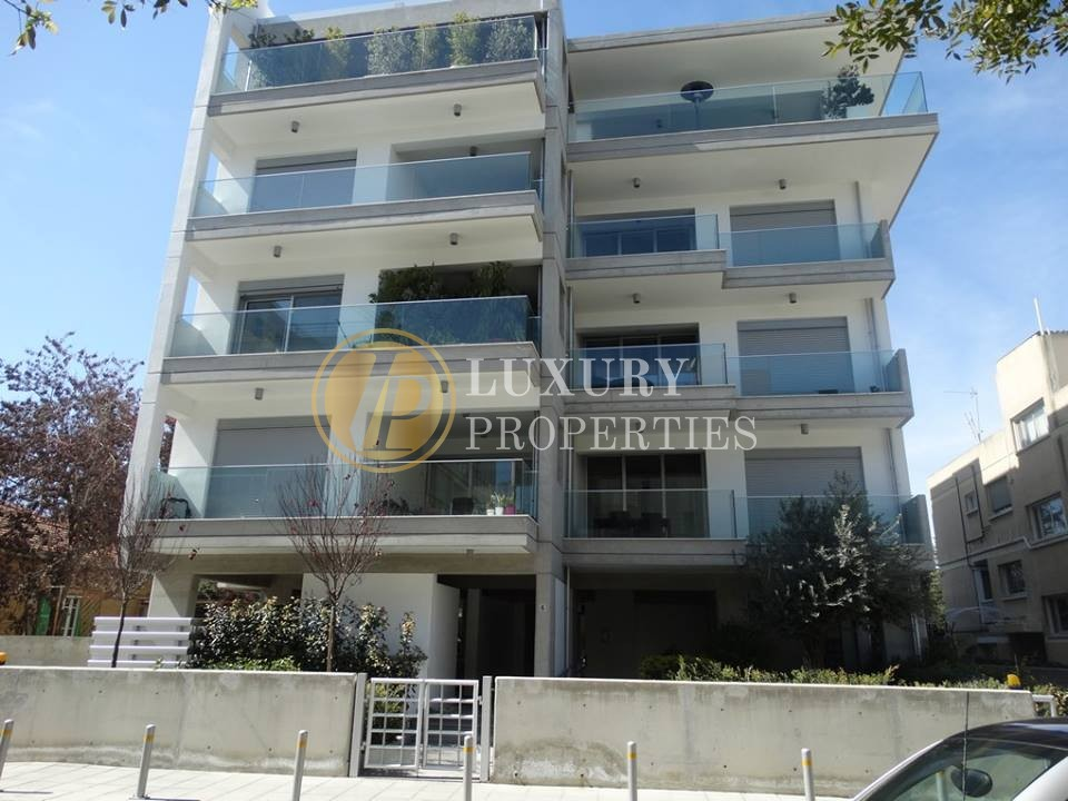 For Rent 2 Bedroom Modern Flat In Nicosia Center