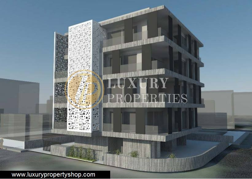 Modern Apartments For Sale In Engomi