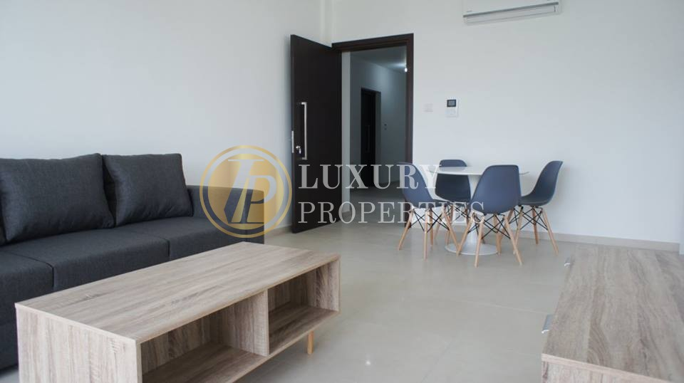 New 1 Bedroom Apartment In Nicosia