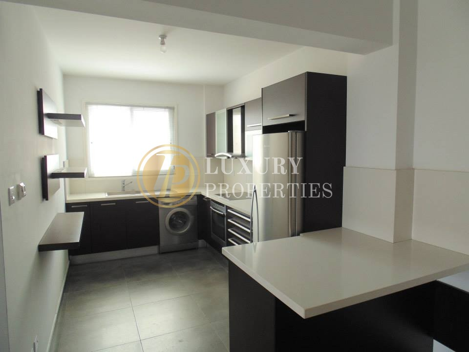 2 Bedroom Flat In Lakatamia For Rent