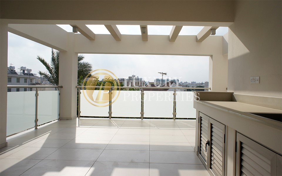 3 Bedroom Penthouse In Acropolis For Rent