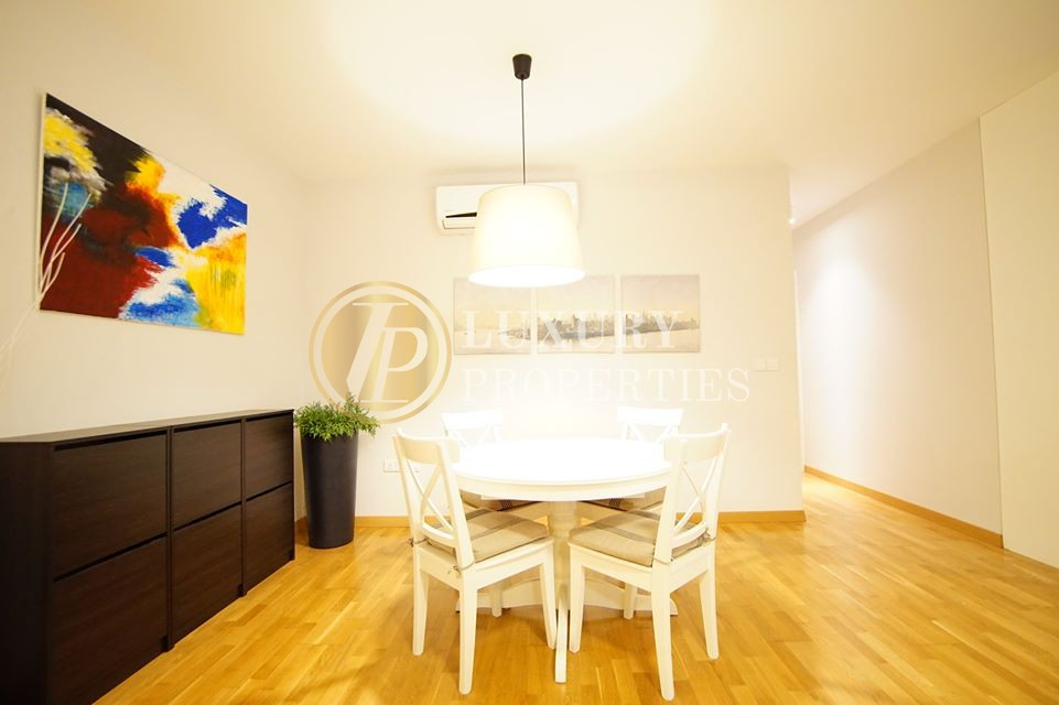 Modern 3 Bedroom Apartment In Engomi For Rent