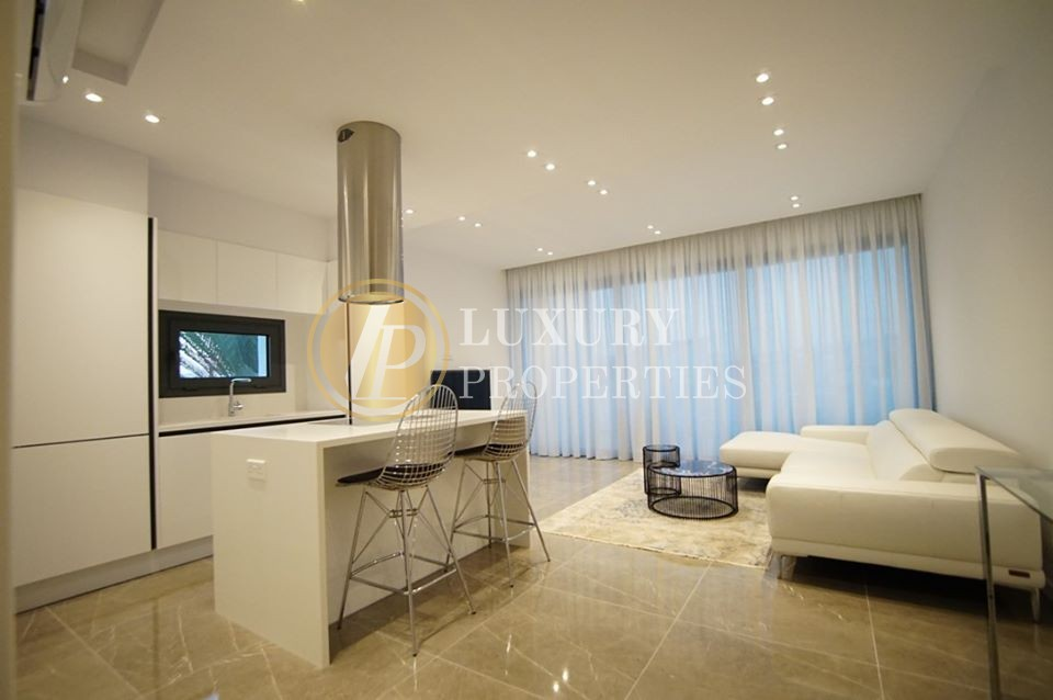 Luxury 1 Bedroom Spacious Apartment In Engomi