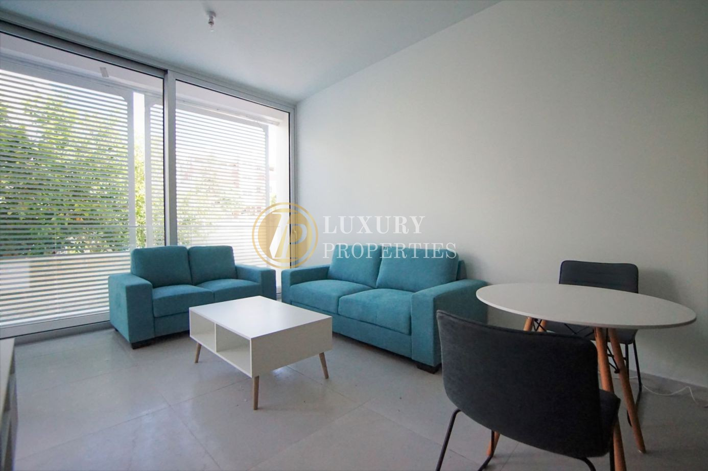 Modern 1 Bedroom Apartment In Engomi