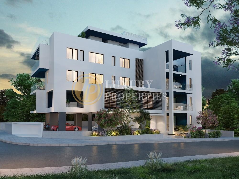 1 Bedroom Apartments for Sale in Aglantzia
