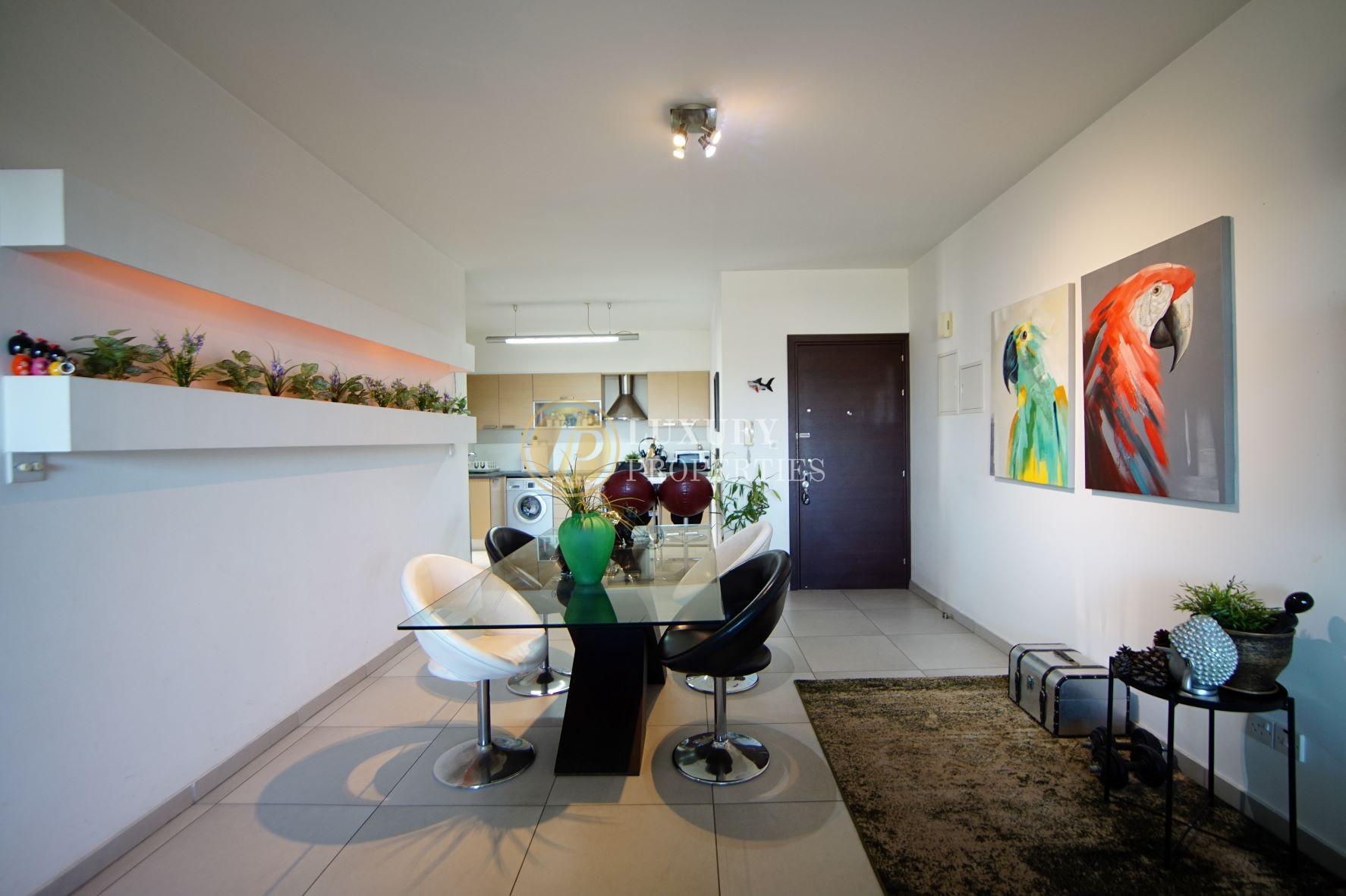 2 bedroom unique apartment for sale in Egkomi