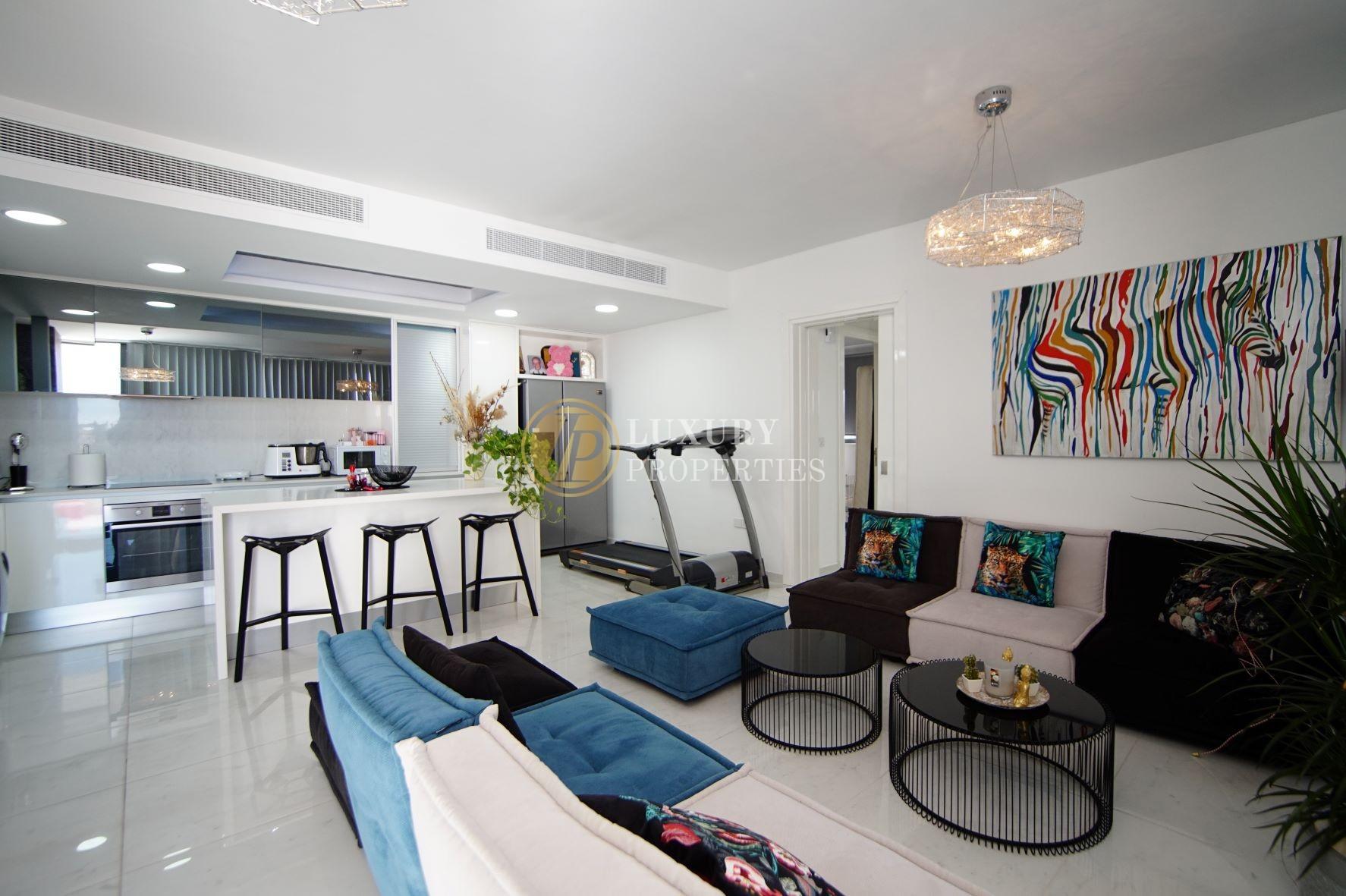 2 bedroom modern apartment in Egkomi for sale